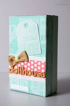 Cell phone box dollhouse
