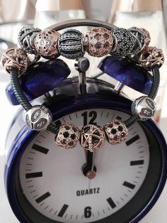 Tic Tock, around the clock #waiting #NewYear #PANDORAbracelet