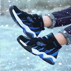 Cheap Sneakers, Buy Directly from China Suppliers:kids shoes Boy Sneakers Boy Basketball Shoes Baby Shoes Boys Shoes Sport Boots Outdoor Shoes big kid sneakers winter boys shoes Enjoy ✓Free Shipping Worldwide! ✓Limited Time Sale✓Easy Return. Cheap Sneakers, Kids Sneakers, Shoes Sneakers, Baby Boy Shoes, Boys Shoes, Shoes Sport, Cute Kids Fashion, Boy Fashion, Boys Basketball Shoes