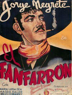 Jorge Megrete - El Fanfarron to frame for silent auction