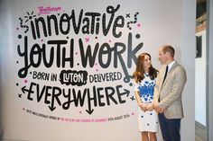 "Royal Life Magazine on Twitter: ""William & Kate visited Bute Mills in Luton today, touring the facilities of national charity Youthscape"