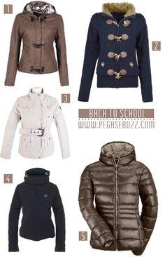 www.pegasebuzz.com | Equestrian fashion : vestes, blousons, cardigans, doudounes d'équitation