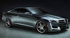 2015 Cadillac CTS Coupe. I would drive this car, because I might use it for business.