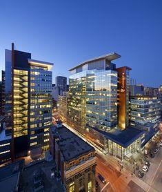 Le Quartier Concordia - John Molson School of Business / KPMB Architects with Fichten Soiferman et Associés Architectes