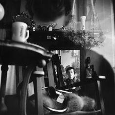 Self-portrait. Photograph: Vivian Maier/Maloof Collection