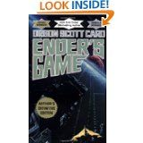 Orson Scott Card- another amazing author.  I have always loved Ender's Game for its characters and unexpected ending (don't read spoilers before reading this book!) Recommended for readers who like: sci-fi, fiction, adventure, tough lives of main characters, backhand political commentaries