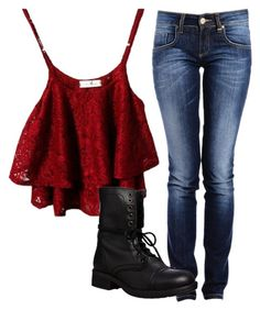 """""""Fall Is here"""" by air-bear-disigns on Polyvore featuring Steve Madden"""