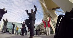 Hope for homeless with Tai Chi - A library in Salt Lake City is giving the homeless an opportunity for exercise, and hope. The library offers free Tai Chi classes to the city's homeless.
