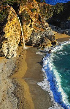 catarata... litoral