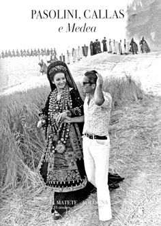 Medea de Pasolini con Callas
