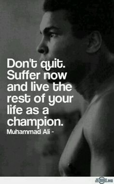 #motivation #dontquit #beachampion