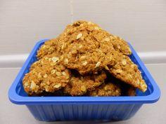 Ovesné sušenky  Oatmeal Cookies