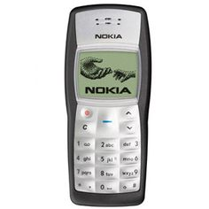 Shop the #Nokia1100 with huge discounts.. only you can get Our Price : £23.95 ..
