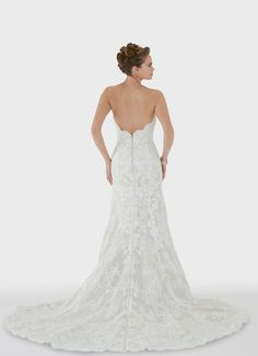 """Matthew Christopher """"Cosette"""" Gown 2015 Collection"""