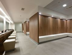 Lockers and Fit Interiors Sales  Installations