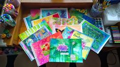 Gina Lee Kim: My Studio is Featured on Alisa Burke's Blog!