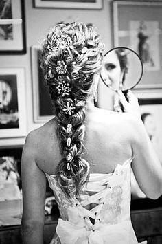 hair #wedding