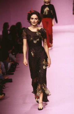 Lolita Lempicka: RTW Spring 1997