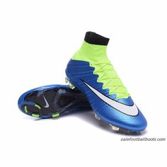 free shipping 4dae7 1a2cf Nike Mercurial Superfly FG Blue Lagoon White Volt Black  107.99 Nike  Football, Cheap Football Shoes