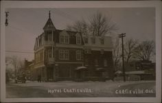Hôtel Cartierville. Cartierville, Qué. [image fixe]  