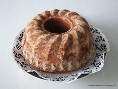 Kissankäpälä: Piimäkakku, buttermilk cake