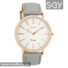 This timepiece from the Slimline Vintage series featuring rose gold details is distinctive, classic and individual. Available in many easy to wear fashion colour straps for perfect outfit co-ordinatio. Fashion Colours, Gold Watch, Jewelery, Rose Gold, Vintage, Watches, Color, Accessories, Style