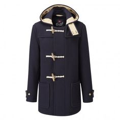 Mid Length Monty Coat - Gloverall Classics | Gloverall