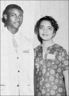 Carol Parks & Ron Walters was the first civil rights protest in 1958 at the Dockum a popular eatery in Wichita.