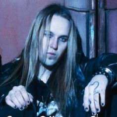 Alexi Laiho! Sexy and talented. His fingers look magical!  ;-)