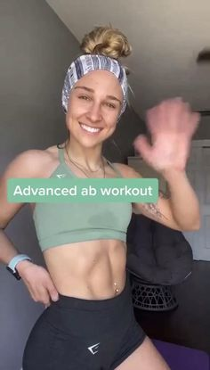 Gym Workout Videos, Gym Workout For Beginners, Fitness Workout For Women, Abs Workout Routines, Ab Workout At Home, Gym Workouts, At Home Workouts, Squat Workout, Chest Workout Women
