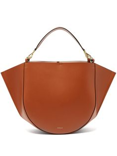 e36fe1ddfb5 Mia leather tote | Wandler | MATCHESFASHION.COM Hobo Handtassen,  Modehandtassen, Mode Tassen