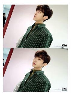 B1A4_ Jinyoung _ fan cafe diary update_