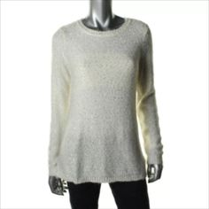 ️NWT CALVIN KLEIN IVORY KNIT SWEATER❤️ ️NWT CALVIN KLEIN IVORY KNIT SWEATER. So comfortable and versatile its a must have! Calvin Klein Tops