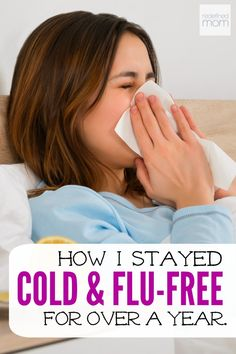 Looking for the ultimate cold and flu prevention? Here are five things I integrated into my life that helped me stay cold and flu-free for over a year. So easy and so effective.