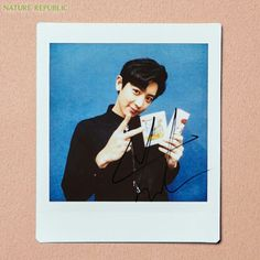 Chanyeol Polaroid
