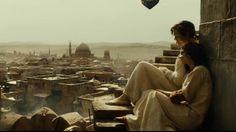 Aladdin and Zahra... MAH BABES <3 <3 <3
