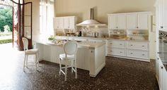 дневник дизайнера: Традиционные кухни, цвет мебели для Флориды имеет значение ...