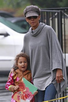 halle berry's parents pictures | Halle Berry And The Father Of Her Child Come To A Truce In Custody ...
