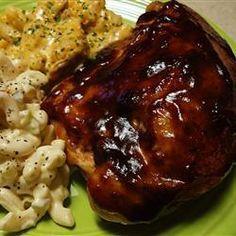 Poulet BBQ du Texas @ qc.allrecipes.ca