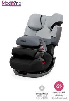 Autosedačka Cybex Pallas Vám ponúka novú bezpečnostnú dimenziu ako detská sedačka skupiny I, najmä v kritickej oblasti šije a krku. Jednoduchou úpravou možno premeniť v detskú autosedačku skupiny II / III Solution X.