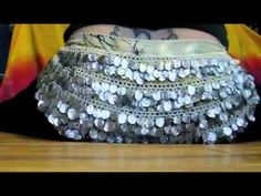 bellydance glute exercises - YouTube