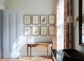 In Good Taste: Hendricks Churchill House & Interiors - Design Chic Interior Design Tips, Interior Inspiration, Interior Rendering, Design Inspiration, Custom Drapes, Eclectic Style, Historic Homes, Living Room Interior, Traditional House