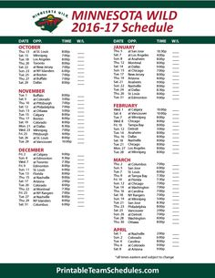 photograph about Mn Wild Schedule Printable referred to as Blue Jackets Agenda Printable -