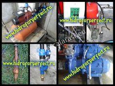 Intervenţii şi reparaţii hidrofoare Bucureşti-Ilfov