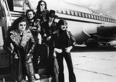 Deep Purple: This photo from the early '70s was used in the promotion of the 1999 box set, Shades (1968-1998).