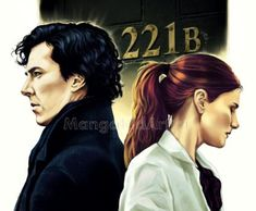 Sherlolly SS 2014 by MangaKidArt on DeviantArt Sherlock Irene Adler, Sherlock 3, Sherlock Holmes, Sherlolly, Great Tv Shows, Lost City, Johnlock, Benedict Cumberbatch, Movies And Tv Shows