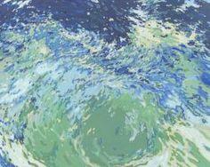 Margaret Juul 'Heart of the Ocean' original & prints available