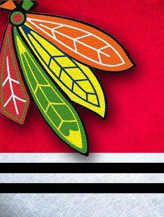 Chicago Blackhawks Logo Wallpaper Chicago blackhawks logo