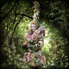 The Wonderland Book: Photographer Kirsty Mitchell Honors Her Mother Through Lavish Conceptual Portraits  http://www.thisiscolossal.com/2015/09/the-wonderland-book/