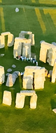 Stonehenge Near Amesbury in Wiltshire, England   - Explore the World, one Country at a Time. http://TravelNerdNici.com